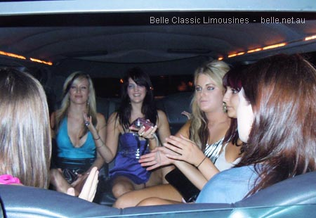 limousines perth