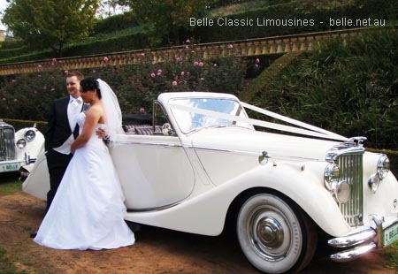 western australia wedding car hire