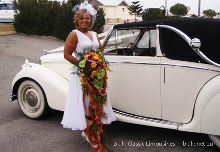 wedding car hire perth wa