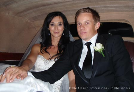 wedding limousine perth wa