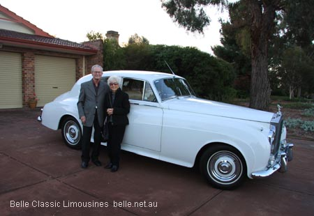 rolls royce limo hire perth