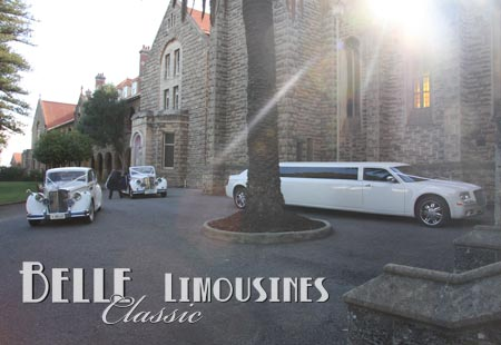 perth wedding limo hire