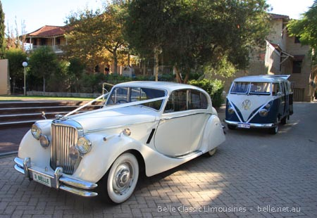 perth wedding cars