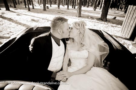 kings park wedding limos perth